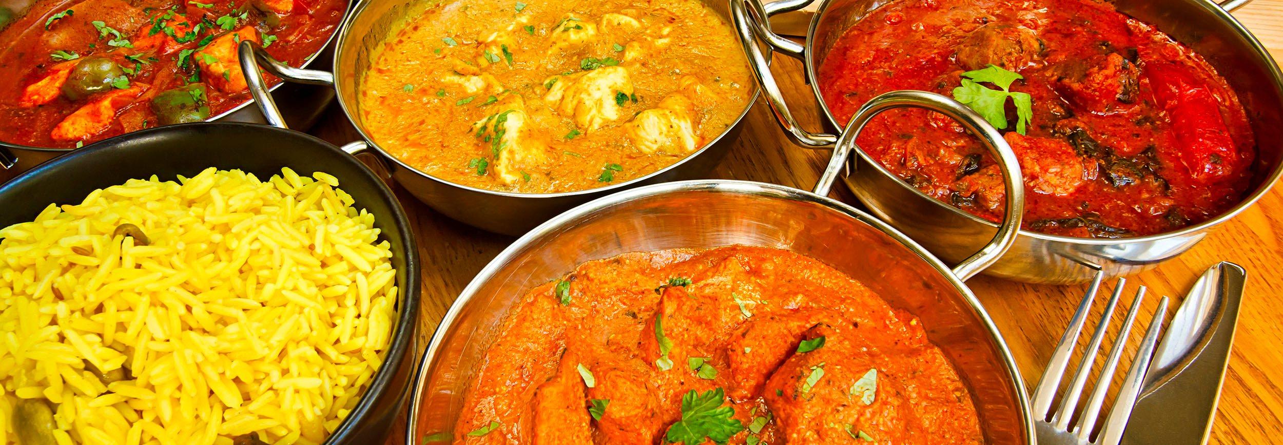 Indisches Restaurant Tempelhof