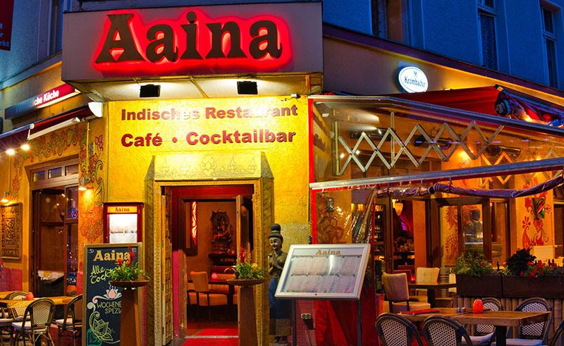 Aaina Indisches Restaurant Tempelhof